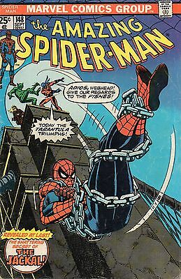 The Amazing Spider-Man #148 (Sep 1975, Marvel) Bronze Age Comic Book