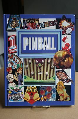 Pinball by chartwell book vintage antique pinball book hard cover machine art