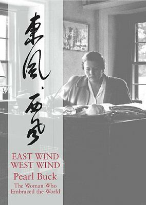NEW East Wind West Wind - Pearl Buck, The Woman Who Embraced The World (DVD)