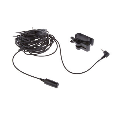 Aux 2.5mm External Microphone Bluetooth for Kenwood Car Pioneer Radio Stereo