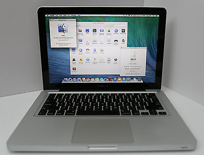 "Apple MacBook Pro 13.3"" Mid 2009 Core 2 Duo 2.53GHz 8GB RAM 250GB HDD MB991LL/A"