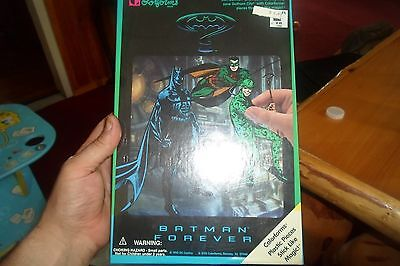 1995 Batman Forever Colorforms No. 792 NEW, UNOPENED, & IN ORIGINAL SHRINKWRAP