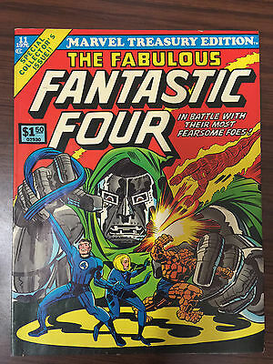 FANTASTIC FOUR 78 VG- 3.5 CONDITION CLASSIC LEE/ KIRBY  MARVEL COMICS