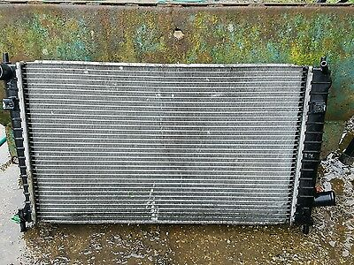 Saab 9-5 98-01 2.3T Engine Coolant Cooling Radiator for Manuals
