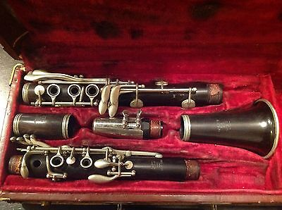 Melody Superior Wood Clarinet in Case - NO RESERVE