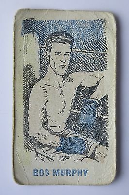 Kiddy's Favourites, POPULAR BOXERS #41 BOS MURPHY, NEW ZEALAND Boxing Card