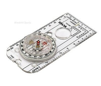 Silva Expedition 54 360-360/360 Baseplate Compass MS (southern hemisphere)