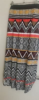 suzannegrae Ladies Long Skirt Size L. New No Tags
