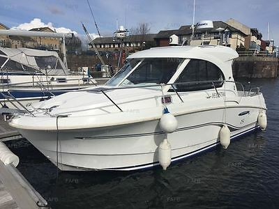 Fishing Boat Beneteau Antares 8 leisure boat