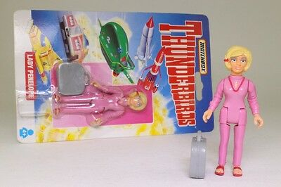 Matchbox 41755; Thunderbirds Figure; Lady Penelope; Excellent Sealed In Pack