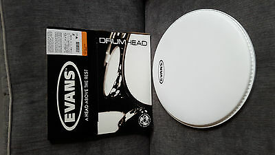 """Evans G2 Coated Drum Skins - 10"""" & 12"""" - Brand new, boxed."""