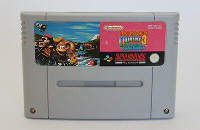 Donkey Kong Country 3 - Super Nintendo - SNES - PAL