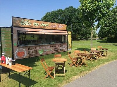Catering Trailer For Hire