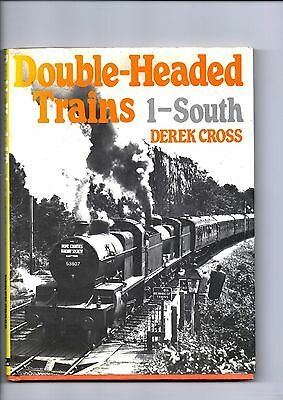 Model Railway Book(s) Reference book/ Double Headed Trains 1 - South