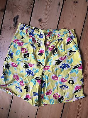 Jazzy Vintage High Waisted Shorts