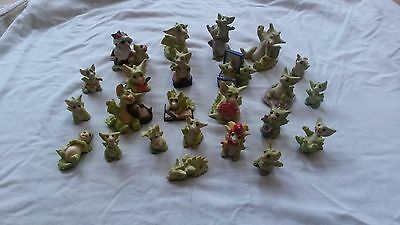 Joblot collection of pocket dragons x 24
