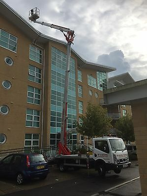 cherry picker / access platform.  HIRE