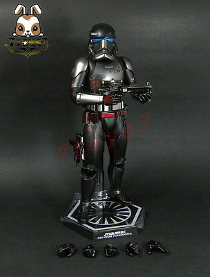 Sam Kwok 1/6 Custom Painting Hot Toys Star Wars First Order Stormtroopers B