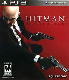 New PS3 HITMAN - ABSOLUTION PLAYSTATION 3