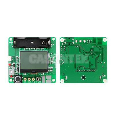 Electrical Transistor Tester Diode Triode Inductor Capacitance LCD Display
