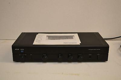 ArCam Alpha 2 Stereo Integrated Amplifier With Manual