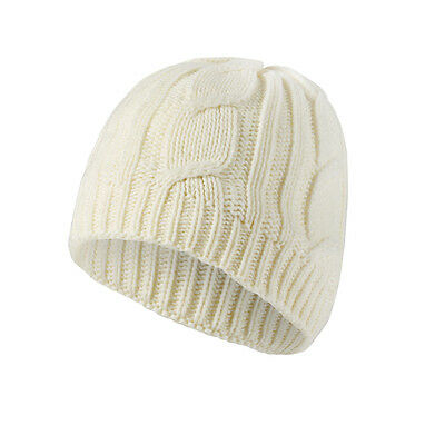 SealSkinz Waterproof Cable Knit Beanie Hat in Cream, Grey or Navy all S/M