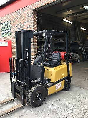 Yale 1.5 Ton Gas Forklift Truck
