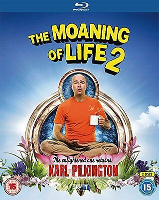 NEW The Moaning of Life - Series 2 (Blu-ray)