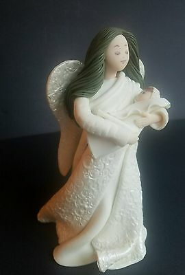 """Kneeded Angels Miracles 6904 Pavillion Gift Co. 7-7/8"""""""