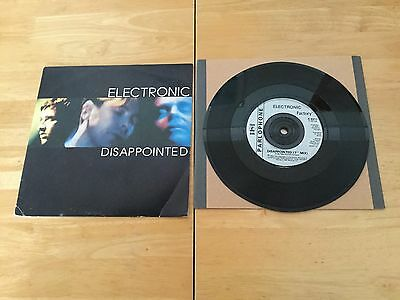 """For Sale Vinyl 7"""" Single Record By Electronic"""