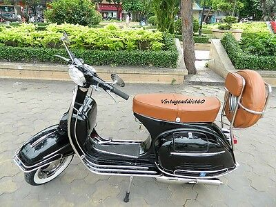 """1966 Vespa VLB Sprint 150cc  fully restored FREE SHIPPING with """"BUY IT NOW"""""""