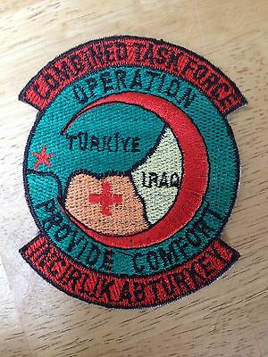 Usaf Patch Combined Task Force