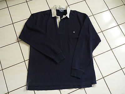 Polo Serge Blanco   taille XL  manches longues homme