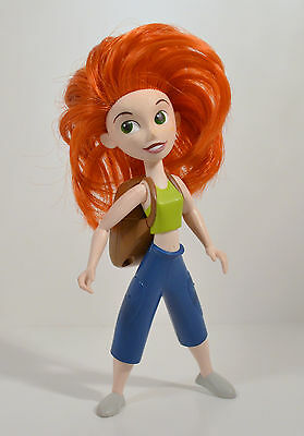 "2003 Talking Kim Possible 7"" Action Figure Disney & Equity Marketing Inc"