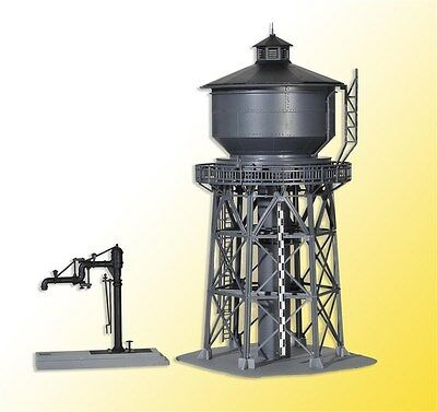 39328 Kibri HO Kit of a Water tower with water crane