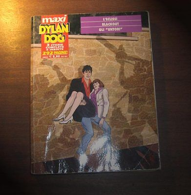 2008 Maxi Dylan Dog 3 Storie Inedite