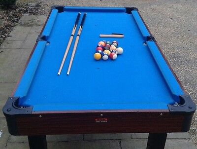 Children's pool table ping pong table