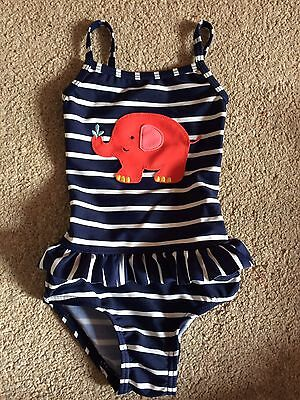 Baby Girl Swimsuit Next 3-6 Months