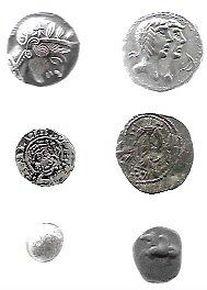 Copies of ancient Greek coins