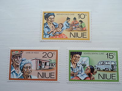 Niue 1977 Personal services