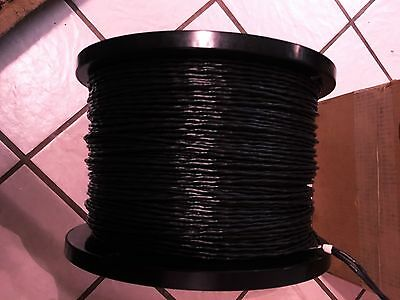 Raychem 7522B033-0 75 OHM, AWG 22, 19 Strands of AWG 34, Twinaxial Cable 50 Ft
