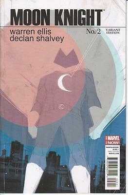 Moon Knight #2 1/50 Noto Variant Cover Marvel Comics