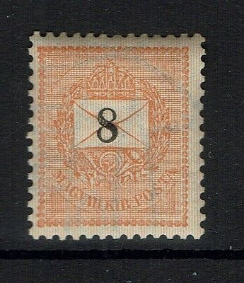 Hungary SC# 39 - Mint Never Hinged (Tiny Circular Dry Gum Spot) - 010917
