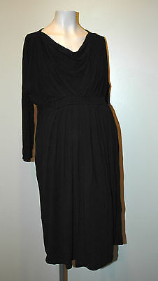 Liz Lange Maternity Black Dress Size XXL *Plus Size*  **NURSING friendly*