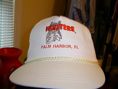 Vintage Hooters Palm Harbor Florida Hat Cap