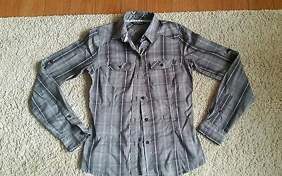 Arc'teryx women's shirt. Long sleeve plaid button up. Great shape! Patagonia