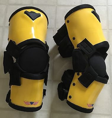 STEALTH Sport Knee Braces - Pair - Used, but very nice condition!