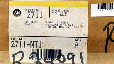 2711-NT1 - AB Panelview Replacement Touch screen - NEW Opened box