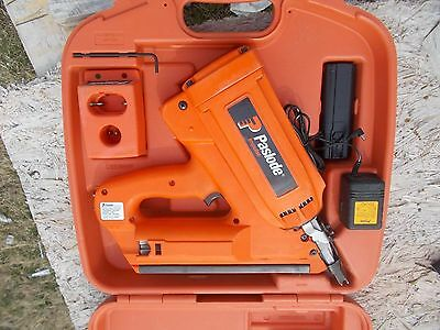 """""""Cleaned + Lubed"""" Paslode Cordless 30 Degree Framing Nailer 404400"""