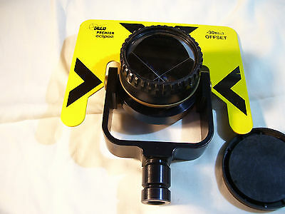 Seco Premier Eclipse Survey Prism with Tilting Holder and Locking Clamp